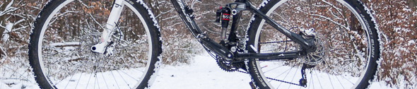 MTB im Winter